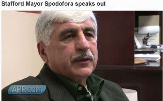 Mayor denies he broke the law