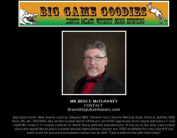 Big Game Sponsor