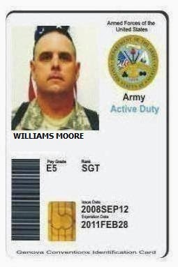 Scammer Shame Blog williams candy Moore ; Money Bars Of Sgt