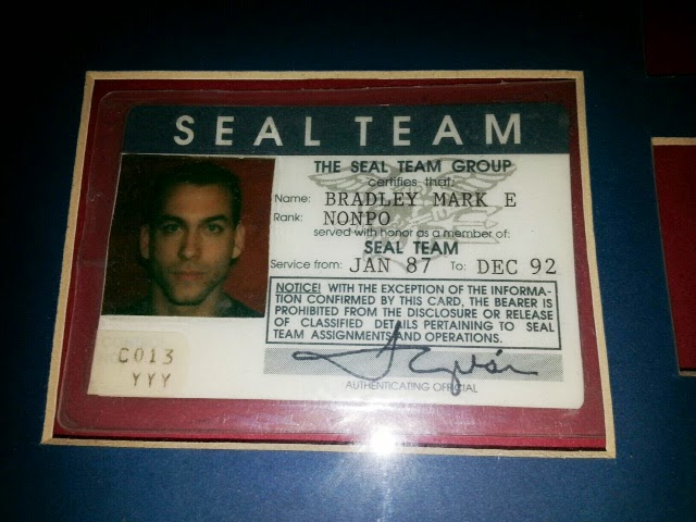 Mark E  Bradley , US Navy, SEAL , POSer, Blog of Shame |