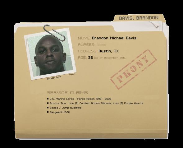 Davis - Dossier