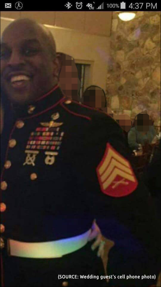 Brandon Micheal Davis – U.S. Marine, Sgt, Force Recon ...