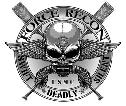 Michael A Bruno Sr., U.S. Marine, Force Recon, Scout ...