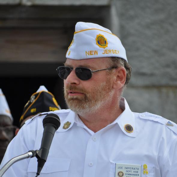 imperato - deputy vice commander