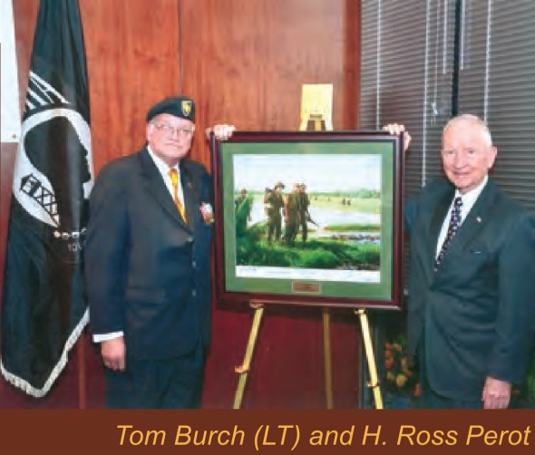burch with ross perot