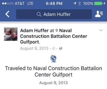 huffer - gulfport