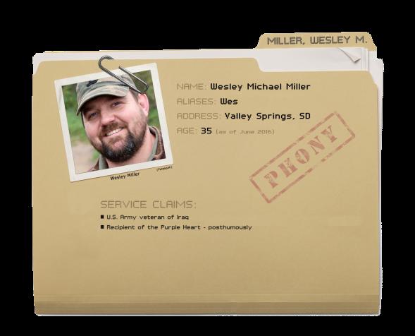 Miller - Dossier