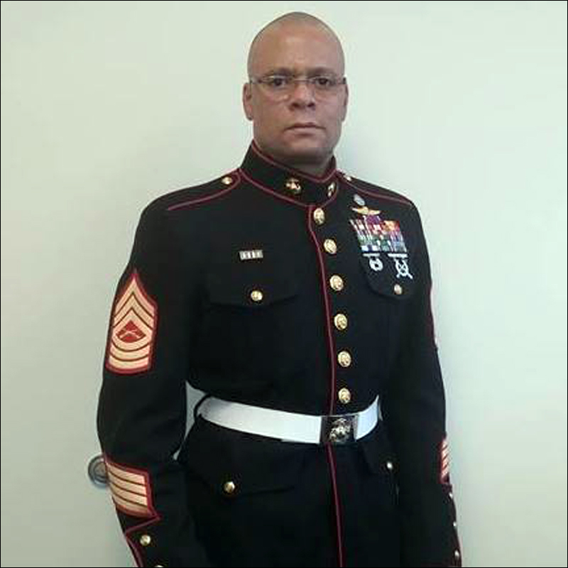 Jose Timoteo Qualls – US Marine Corps Force Recon, Two (2 ...