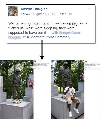 douglas-beirut memorial comment