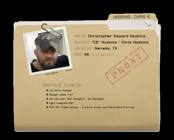 hoskins-dossier