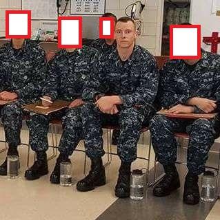 Micheal Vincent Baker – Fake US Navy SEAL |
