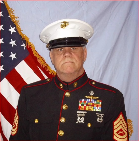 Almon Henthorne, US Marine, Force Recon, Combat Wounded