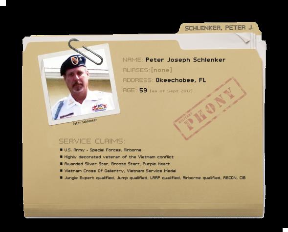 Schlenker - Dossier