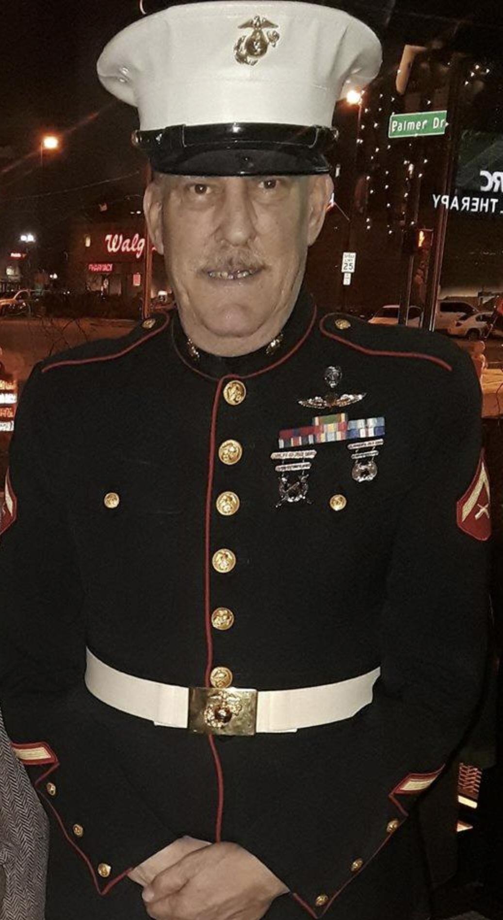 Steven G  Swiertz – U S M C  Recon, Scout Sniper, 16 Years Military